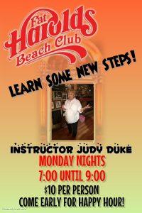 JUDY DUKE DANCE CLASSES