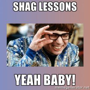 shag lessons