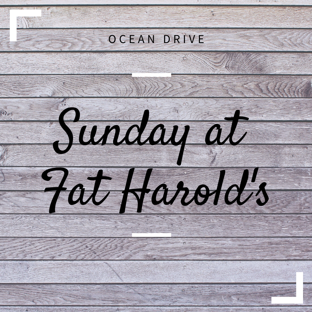 Sunday at Harold's