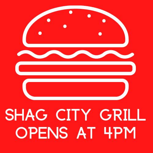 shag city grill opens