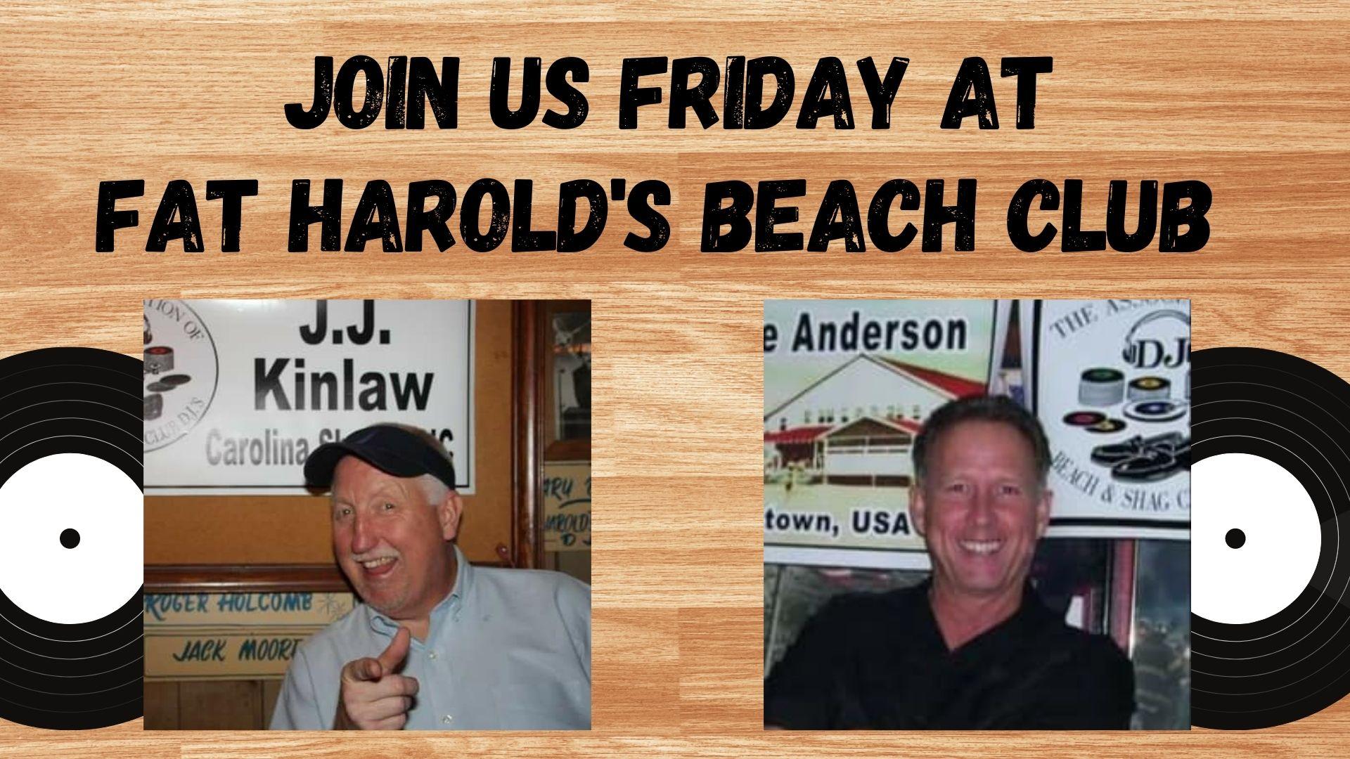 Friday Night at Fat Harold's!