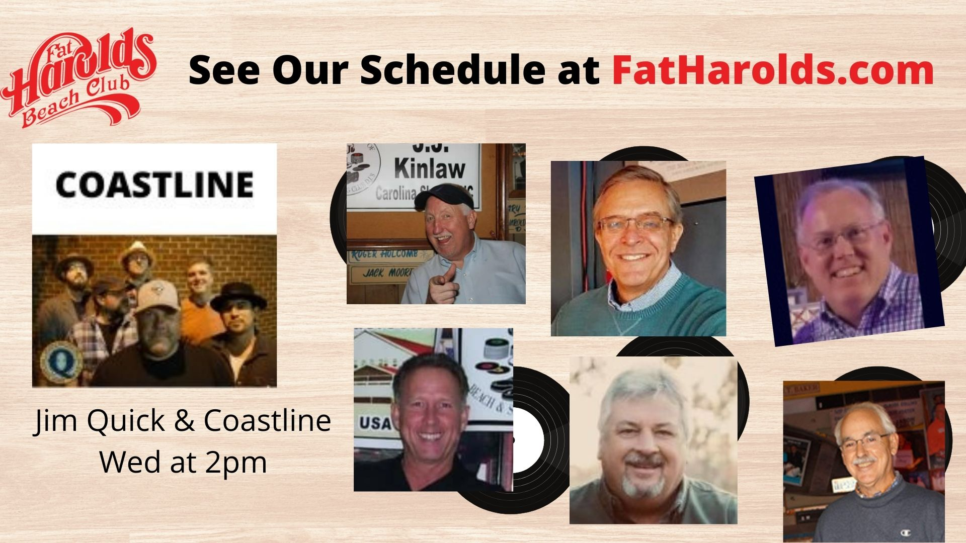 Wednesday SOS at the Fat Man's House – COASTLINE TIME